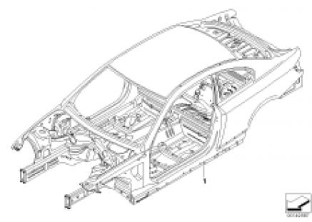 Body skeleton