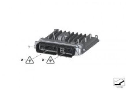 Base control unit DME / MSD81