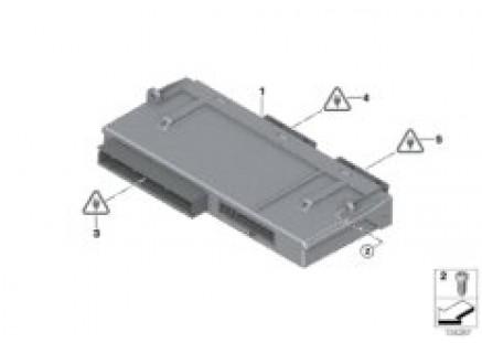 Control unit Junctionbox Elektronik