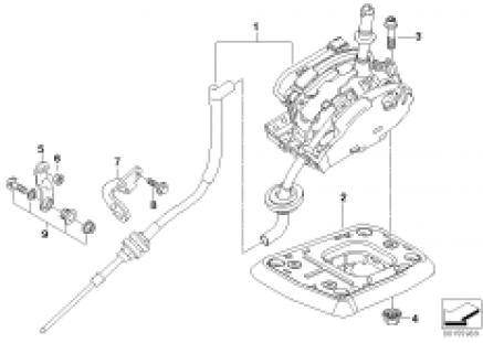 Gear shift Steptronic,all-wheel-drive
