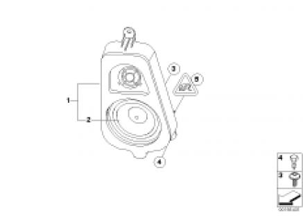 Individual Audio System, D-pillar