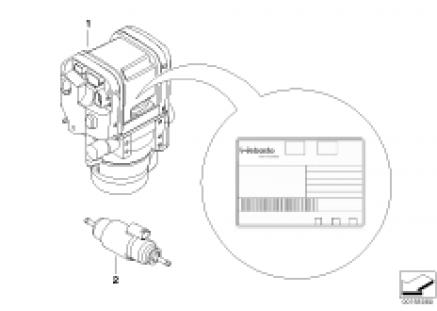 Spare parts,aux.heater,Opt.Eqmt/Accessor