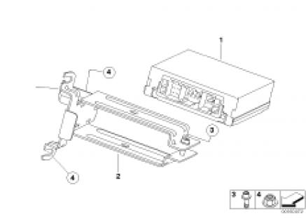 ELECTRONIC transmission CONTROL