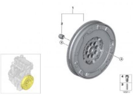 Flywheel / Twin Mass Flywheel
