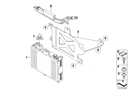 IBOC-receiver module