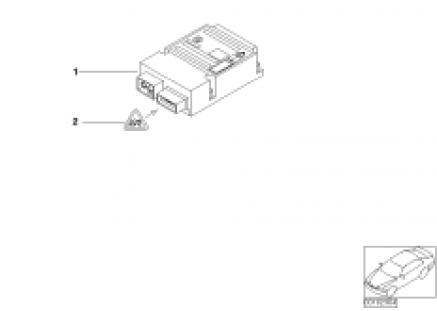 Central gateway module