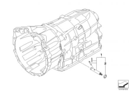 GA6L45R gearshift