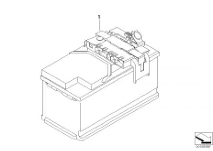 Power distributor battery