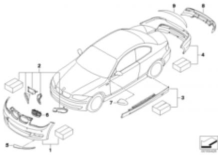 BMW Performance Aerodynamics