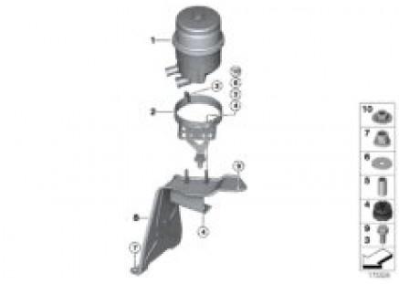 Oil reservoir/components/Active steering