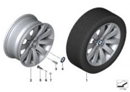 BMW LA wheel Star Spoke 250 - 18''