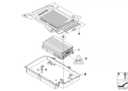Amplifier hifi system