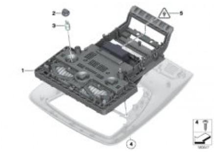 Basic switch unit roof