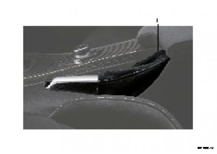 BMW Performance parking brake handle