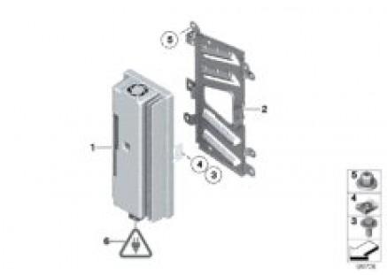 Amplifier/holder,HiFi Professional DSP