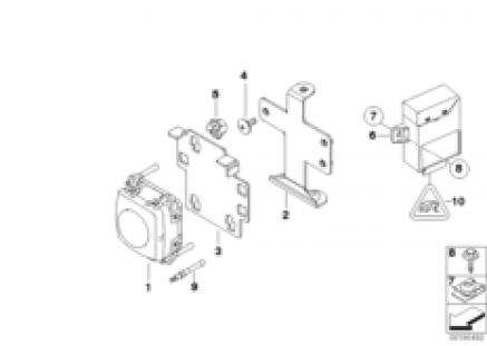 ACC-Sensor/Dynamic cruise control