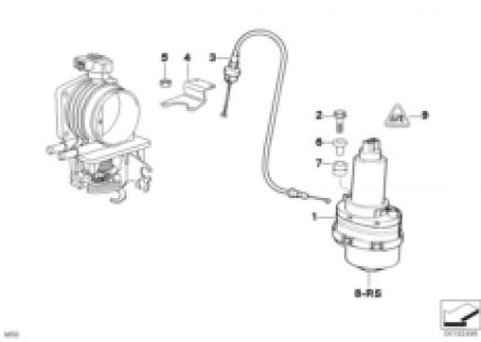 Throttle actuator Ads 2