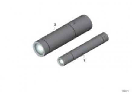 Flashlight, LED