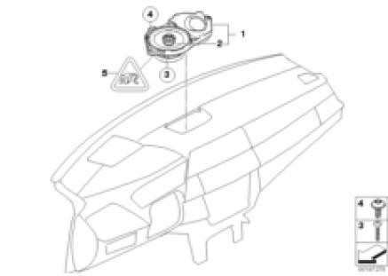 Individual Audio system, I-panel