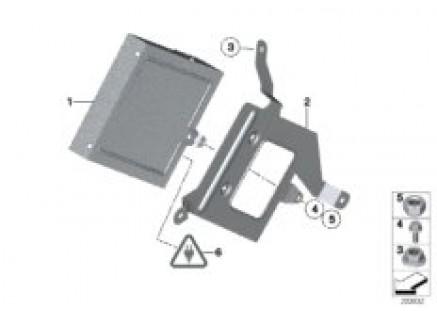 amplifier / holder hifi system
