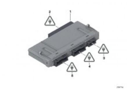 Cntrl unit, junction box, electronic 3