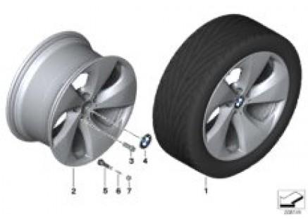 BMW LA wheel Streamline 297