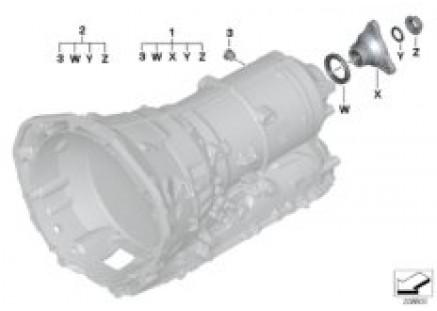 GA8HP45Z output