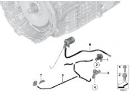 GA7AHSCD sensors / wiring harnesses