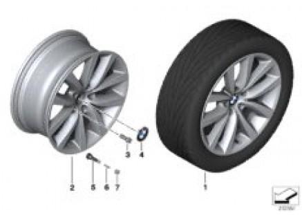 BMW LA wheel V-Spoke 331 - 19''