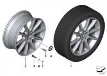 BMW LA wheel V Spoke 281 - 18