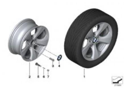BMW LA wheel Streamline 306