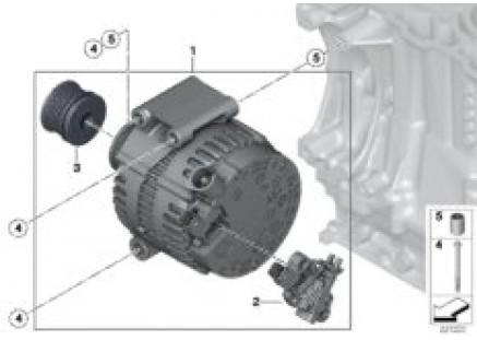 Alternatore di rotazione - Ricambi Usati