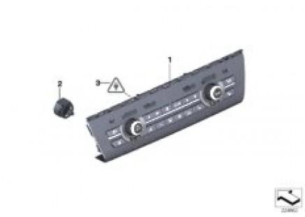 Rep. kit A/C control panel