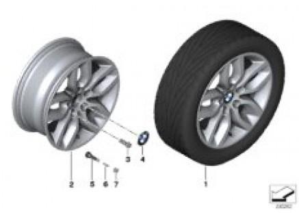 BMW LA wheel Y Spoke 305