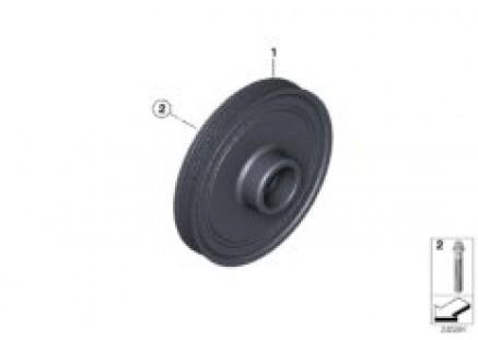 Belt Drive-Vibration Damper