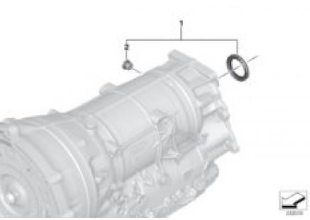 GA8HP45Z output for AWD