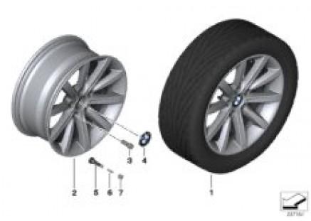BMW LA wheel Star Spoke 365 - 18''