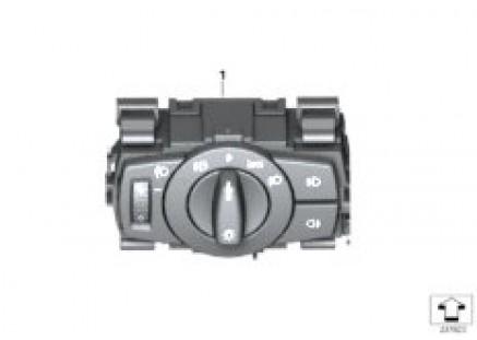Control element light