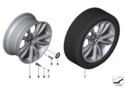BMW LA wheel V-Spoke 366 - 19''