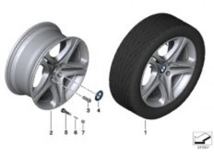 BMW LA wheel Star Spoke 367 - 19''