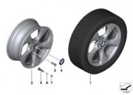BMW LA wheel Streamline 370