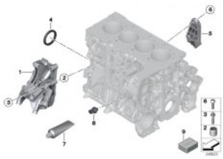 Engine Block Mounting Parts