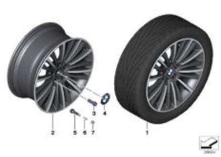 BMW LA wheel W-Spoke 423 - 19''