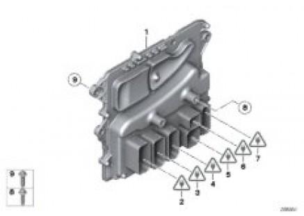 Basic control module DME / MEVD172