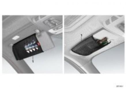 Glasses/CD/DVD case BMW Lines