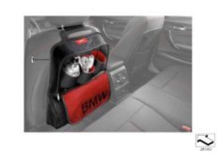 Backrest pocket BMW Lines
