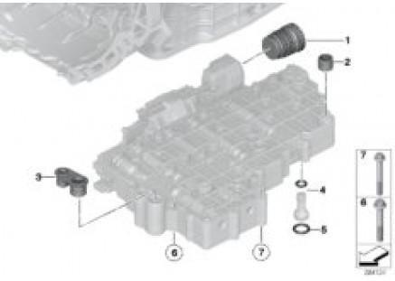 GA7AHSCD Mechatronic mounted parts
