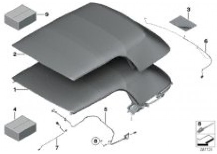 Folding top