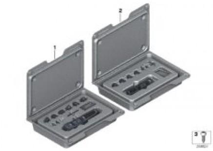 Rep. kit, control panel, center console
