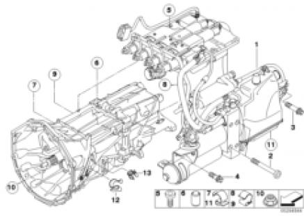 GS7S47BG Hydraulic unit